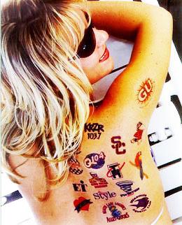 Tatuajes temporales – Alergias duraderas