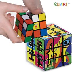 El Rubik's Cube – rompecabezas promocional