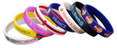 ffe12d832bee ¿Cómo se fabrican las pulseras de silicona  - Articulos publicitarios