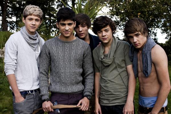 Las pulseras de silicona de One Direction: ¡Elije tu