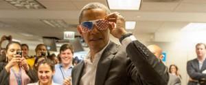 ¿Obama reelegido gracias a los artículos publicitarios?