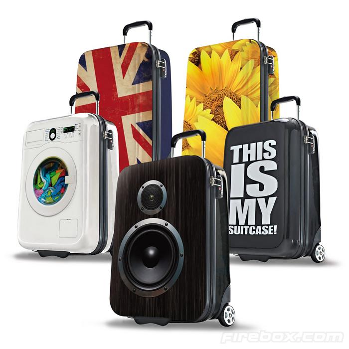 ¡ Personaliza tu propia maleta de viaje !