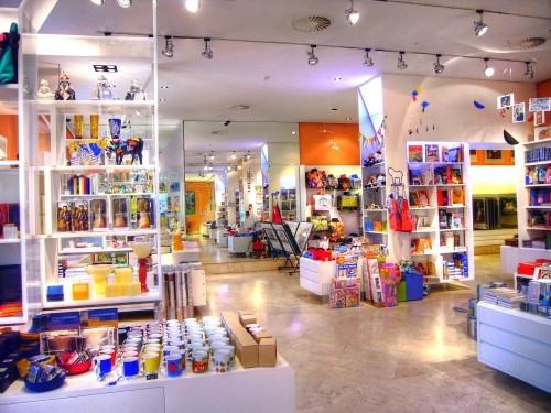 Ideas de regalos para las tiendas de museos