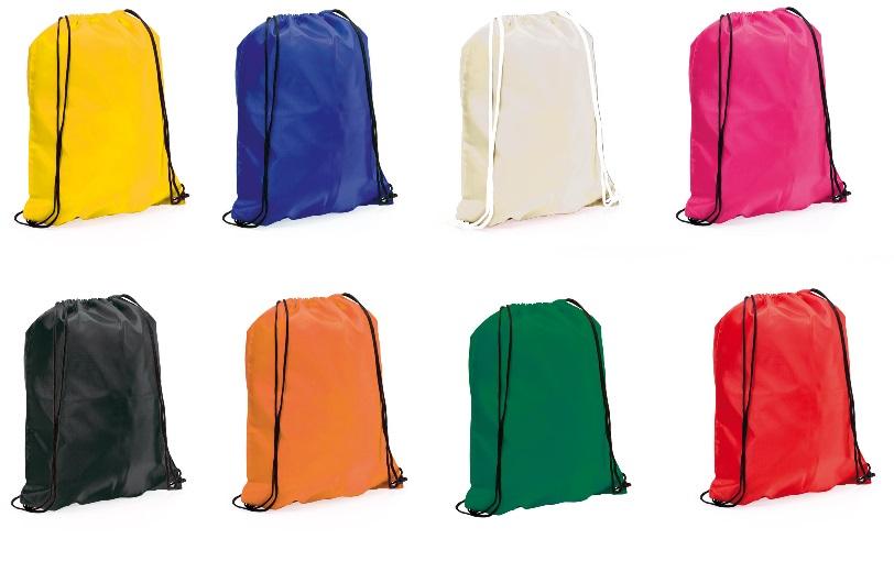 La vuelta con las mochilas saco personalizadas